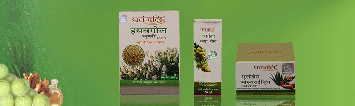 PATANJALI HERBAL PRODUCTS