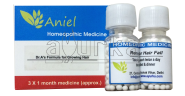 Homeopathic Medicine for Hair Growth