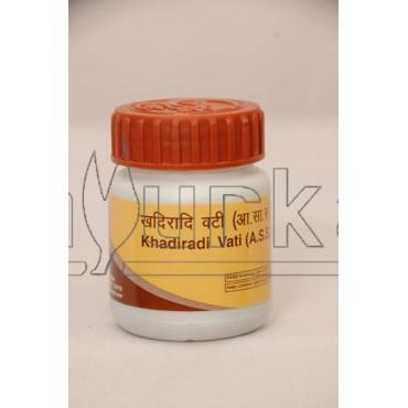 Khadiradi Vati