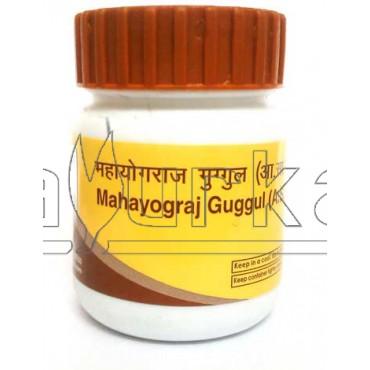 Mahayograj Guggul (Patanjali)