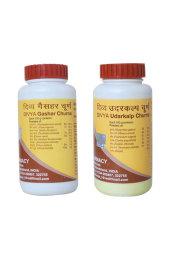 Divya Package for Gastric Trouble and Flatulence