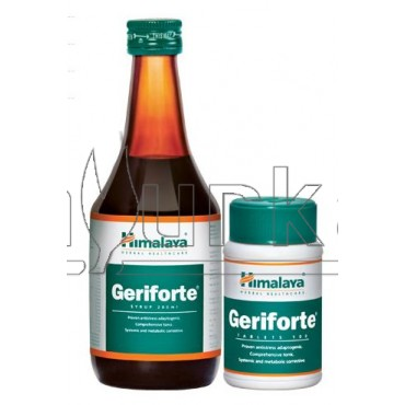 Geriforte – Rejuvenates body and mind