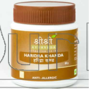 Haridra Khanda Churna – Anti Allergic