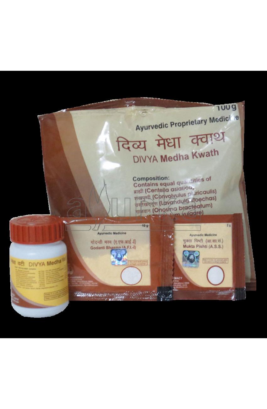 Divya Package for Migraine & Chronic Headache