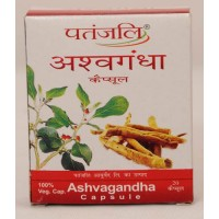 Aswagandha capsule health care products