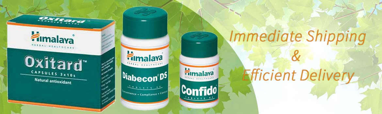 HIMALAYA AYURVEDIC MEDICINE